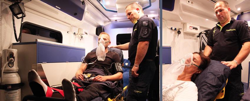 Assitance respiratoire / 1ers soins