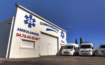 Ambulances combedimanche valence plan d 39 acc s - Clinique pasteur 07 guilherand granges ...